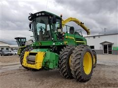 2015 John Deere 7980 Self-Propelled Forage Harvester
