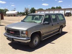 1999 GMC 1500 4x4 Suburban SUV