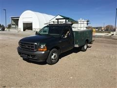 2001 Ford F350 Service Truck