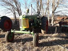 1954 Oliver Super 88 Diesel 2WD Tractor