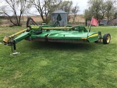 2017 John Deere CX15 Rotary Mower