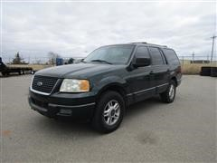 2003 Ford Expedition 4 Door 4WD SUV