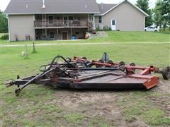 Bush Hog 15' Bat Wing 3 Section Rotary Mower
