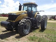 2012 Challenger MT665D MFWD Tractor