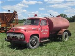 1954 Ford F-600 Water Truck