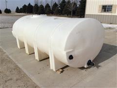 Snyder 1650 Gallon Poly Tank