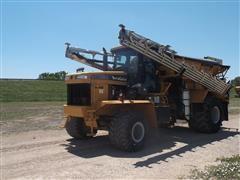 2010 Terra-Gator TG 8204 Floater/Dry Fertilizer Applicator