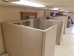 Hon Office Cubicles