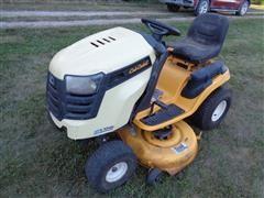 """2012 Cub Cadet LTX 1046 Lawn Tractor W/46"""" Mower Deck"""