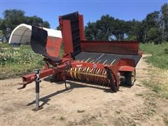 New Holland 166 Invertor