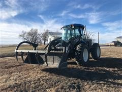 2002 New Holland TV140 Bi-Directional Tractor