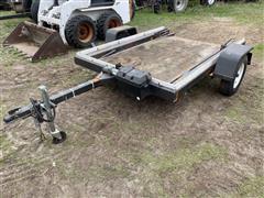 Shop Built ATV/Lawn & Garden Trailer