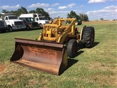 1957 Case 310 2WD Tractor W/Loader