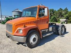 2001 Freightliner FL80 S/A Truck Tractor