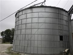 Silver Shield Grain Bin