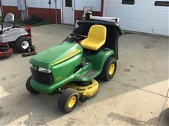 John Deere LT160 Lawn Mower