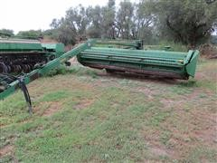 John Deere 1600A MOCO Pull Type Hydraulic Driven Windrower