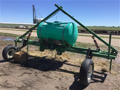 Snyder 300 Gallon 3-Pt Sprayer