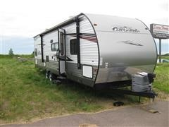 2014 Forest River 284BFC Travel Trailer