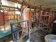 6-Stall Milking System