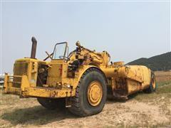 Caterpillar 641 Water Wagon W/Klein Tank