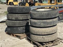 11R22.5 Tires & Rims