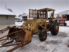 1977 Ford 535 Tractor W/Loader & Attachments