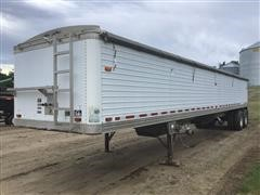 1998 Timpte Super Hopper 43' T/A Grain Trailer