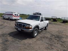 1999 Ford Ranger XLT 4x4 Extended Cab Pickup