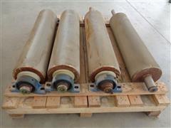 Roskamp Industrial Feed Mill Rollers