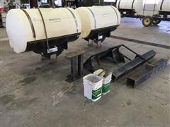 Helicopter 300 Gal Tanks With Brackets
