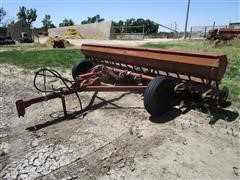 "CrustBuster 14' 17 X 10"" Hoe Drill"