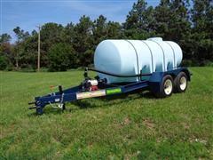 Schaben P 265-1010 T/A 1010 Gal Liquid Nurse Tank