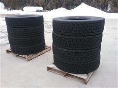 Falken 285/75R24.5 Drive Tires