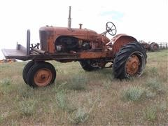 Allis Chalmers WD 2WD Tractor For Parts
