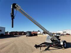 2012 Meridian Titan SR2 2 Box Seed Tender W/Belt Conveyor