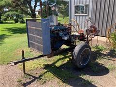 Berkeley Booster Pump W/Ford 300 Power Unit