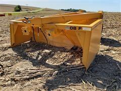 2019 Industrias America 08F 8' Wide Box Scraper