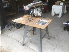 DEWALT 740 Radial Arm Saw