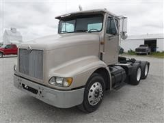 1998 International 9100 T/A Day Cab Truck Tractor