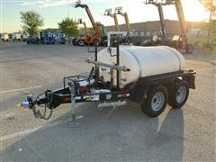2007 Wylie EXP500S T/A Water Trailer