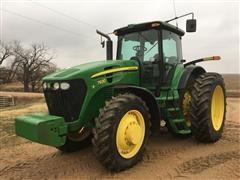 2008 John Deere 7930 MFWD Tractor