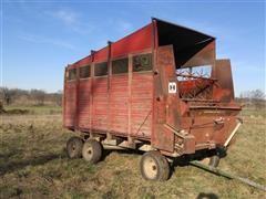 International 110 Forage Wagon