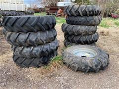 Reinke Pivot Tires And Rims