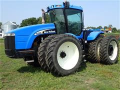 2003 New Holland TJ325 4WD Tractor
