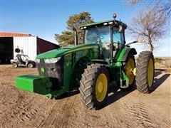 2013 John Deere 8260R MFWD Tractor