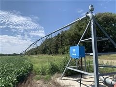 2016 Valley 7000 Series Center Pivot Irrigation System