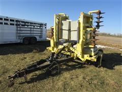 Holland AW2000-8B38-D670 Hydraulic Fold Pasture/grass Aerator