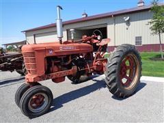 1941 International Harvester Farmall M 2WD Tractor