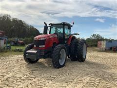 2017 Massey Ferguson 8730 MFWD Tractor